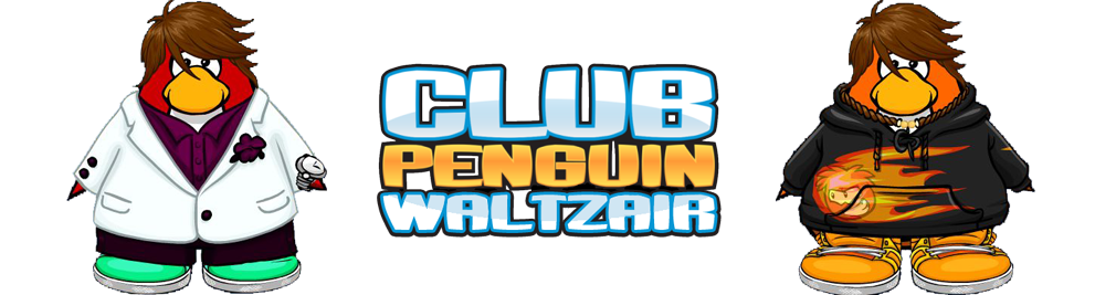 Club Penguin Waltzair :: Abril 2013