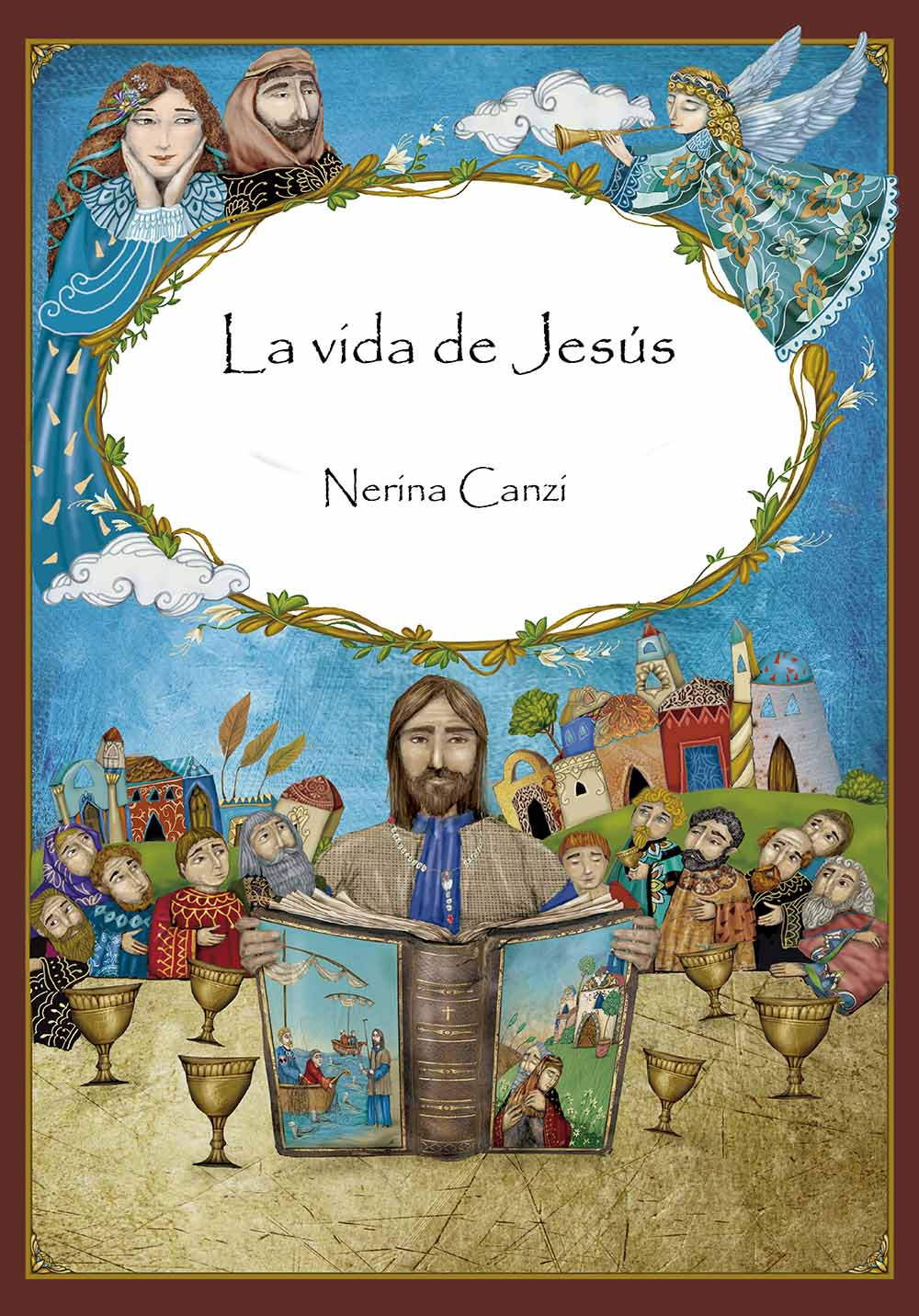 La vida de Jesús - Magazine