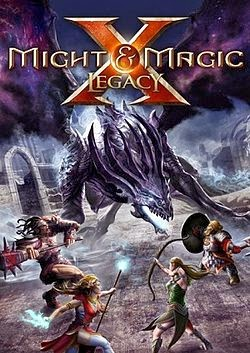 Might and Magic X Legacy PC RELOADED [Free]
