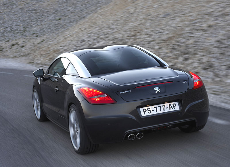 car automobile world peugeot rcz. Black Bedroom Furniture Sets. Home Design Ideas