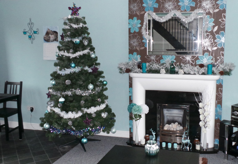 High Quality I Got Our Christmas Tree From Wilkou0027s And It Was Half Price From £80  Reduced To £40! I Love It, Itu0027s Exactly The Kind Of Tree That I Wanted, ... Great Ideas