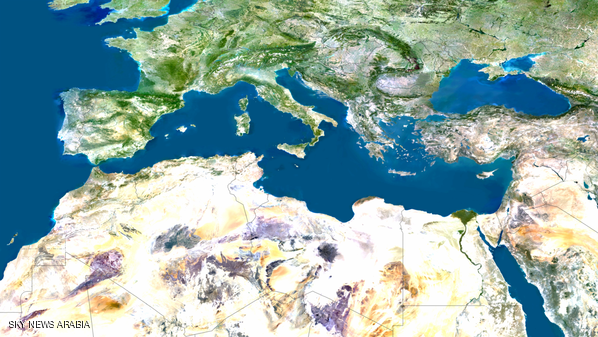 تأثير زلزال البحر المتوسط القادم على مصر و ليبيا و تونس و الجزائر