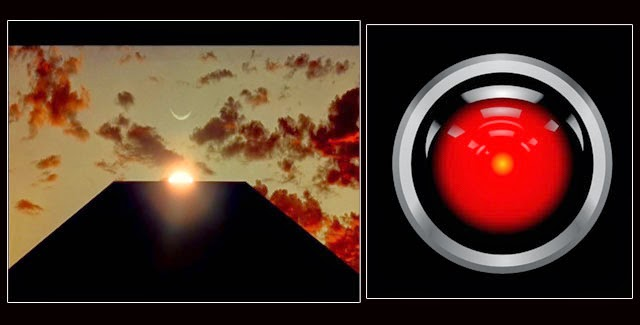 2001, Kubrick, Saturno