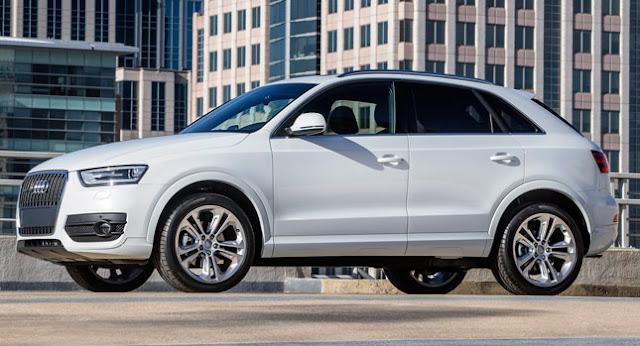 SUV Audi Q3 2015