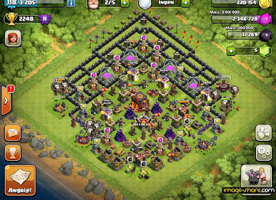TH10 Southern Teaser Base