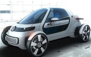 VW NILS Electric Concept Car