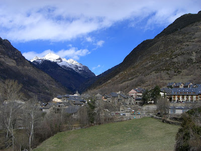 Village of Boí in Vall de Boí
