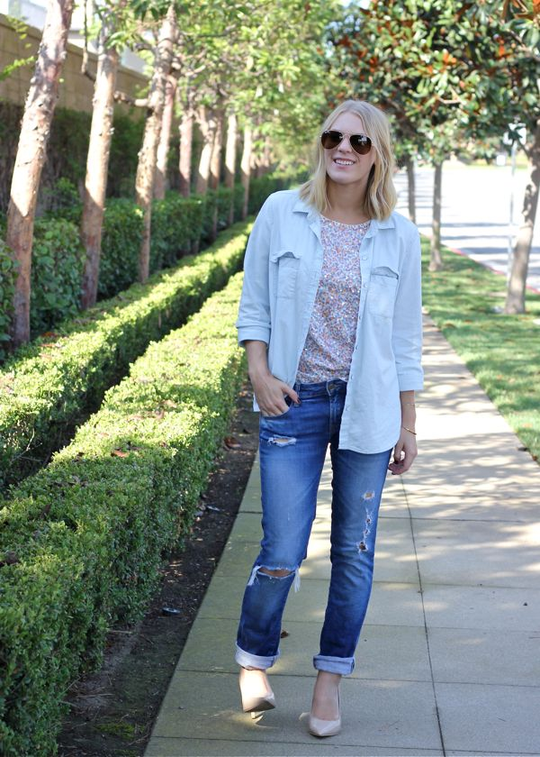 Outfit, style, denim, sequin, J.Crew, style blog,
