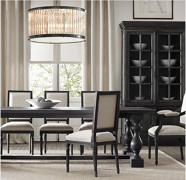 Restoration Hardware 17th C. Monastery Rectangular Table