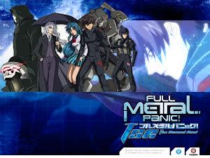 Fullmetal Panic! Complete 3 Seasons 720p Dual Audio Eng-Jap MKV