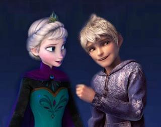 Gambar Elsa dan Jack Forst wallpaper 6