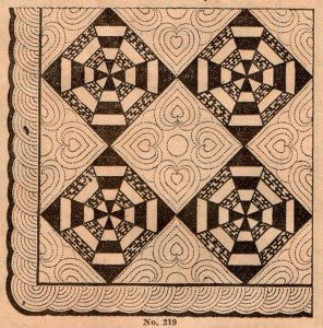 Free Quilt Block Pattern: Five Spot | April/May 2013 | Quilters