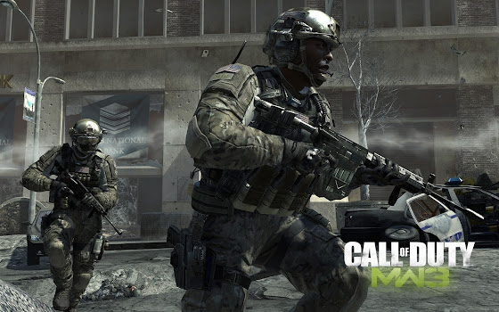 Call of Duty: Most Wanted 3