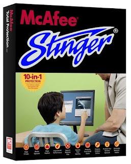 Gambar McAfee AVERT Stinger