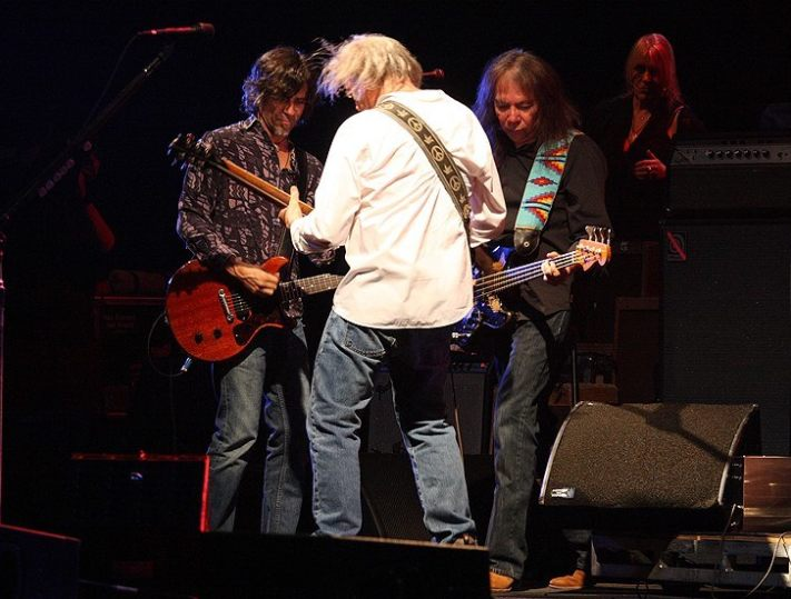 Anthony Crawford & Neil Young