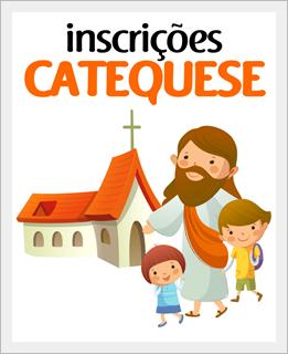 Inscrições para a Catequese