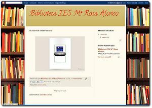 Blog de nuestra biblioteca