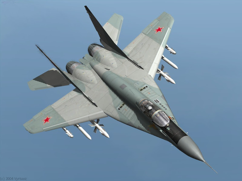 MiG-29 Fulcrum Multi-Role Fighter