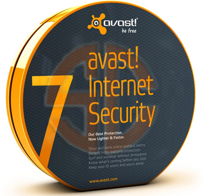 avast! Internet Security 7.0.1461 Full License Key