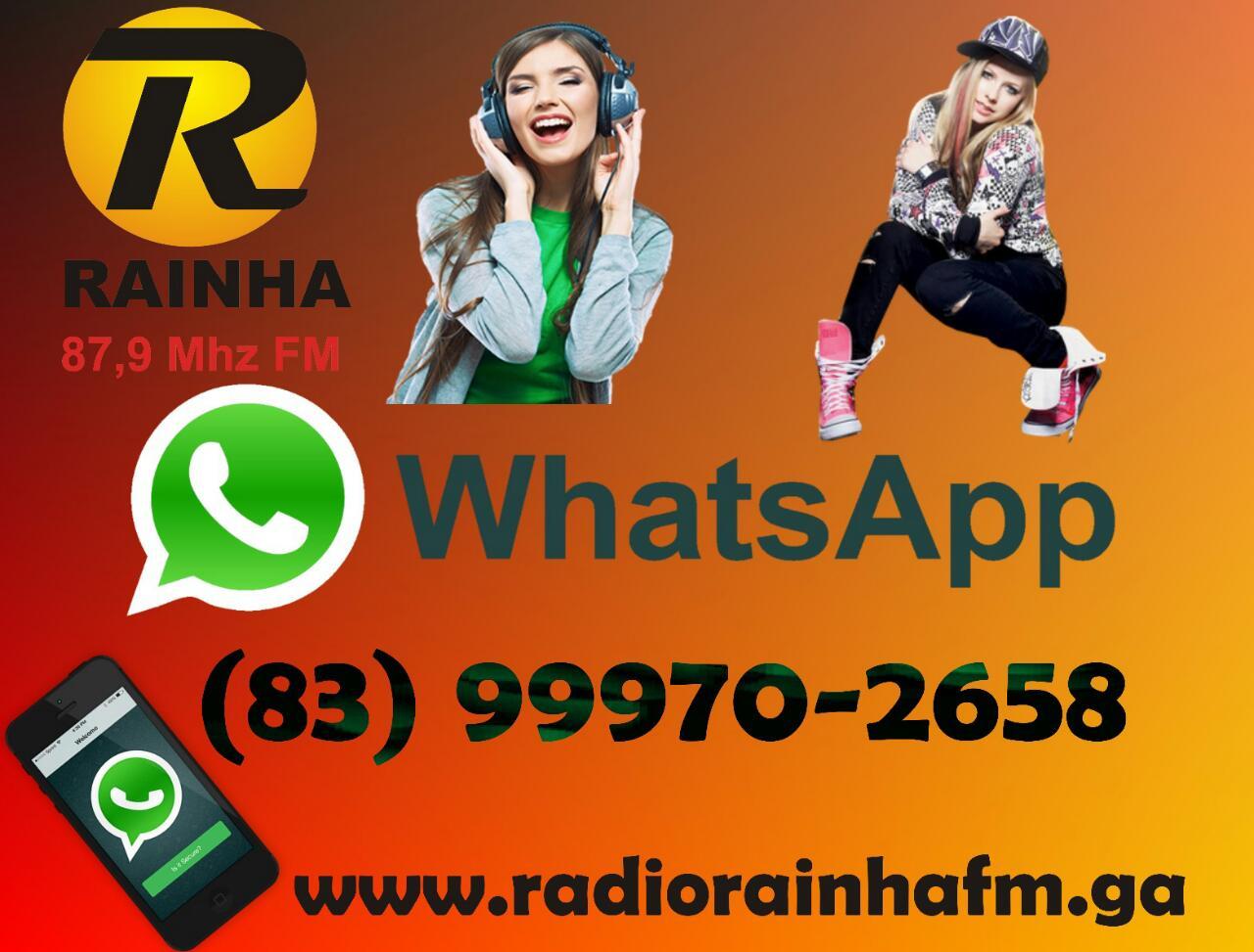 RÁDIO RAINHA FM 87,9 - ITABAIANA/PB