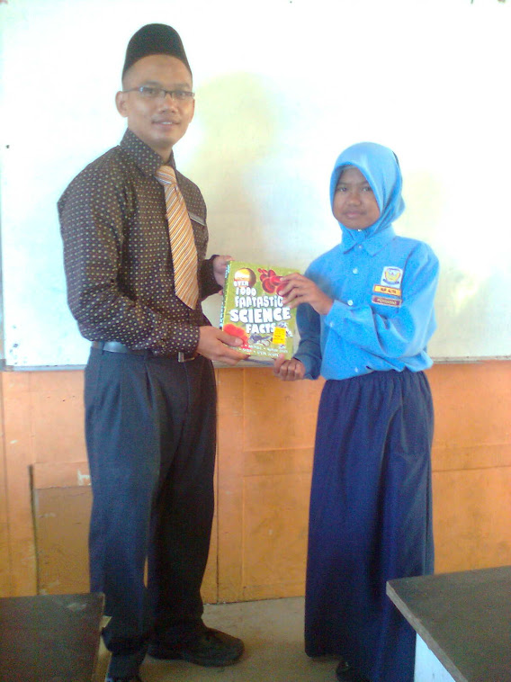MURID TERBAIK SAINS 2013 UJIAN 1 TAHUN 6