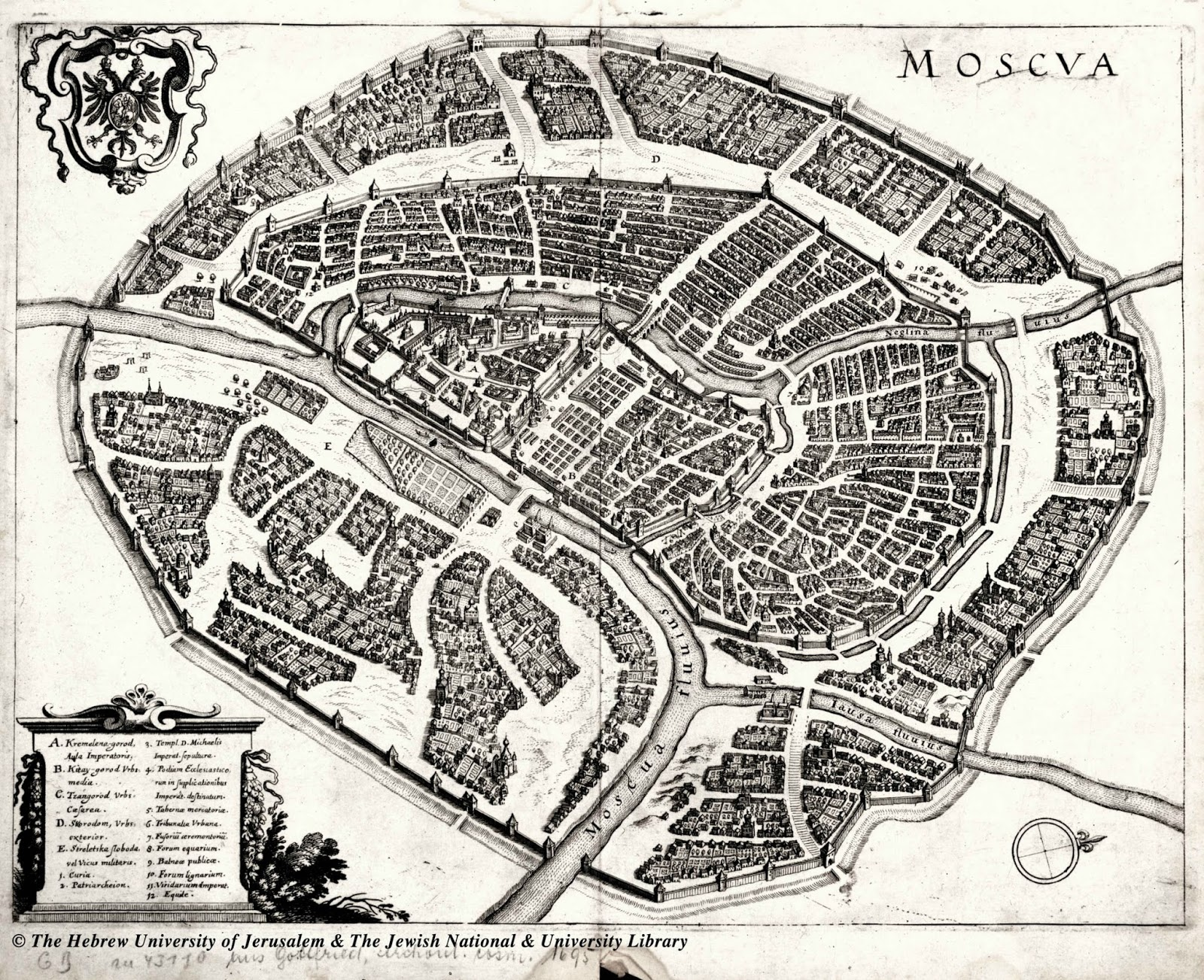 Moscow (1695)
