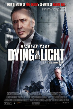 Dying of the Light 2014 poster