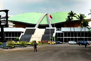 Gedung DPR RI. Kotabumi Lampung Utara