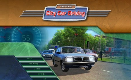 City Car Driving Simulator Games