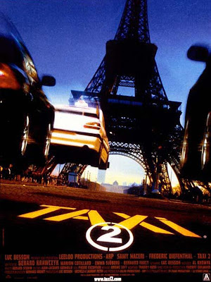 film Taxi 2 2000 en streaming
