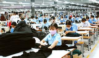 Tuyển 10 nữ xuất khẩu lao động Nhật Bản làm may