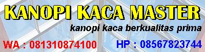 Kanopi Kaca