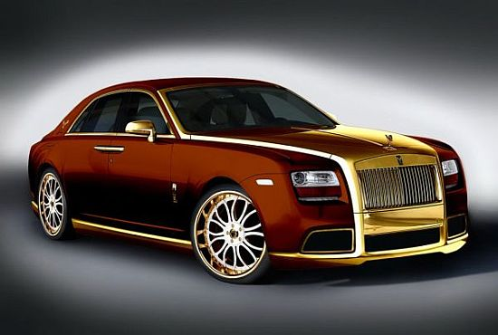 Rolls-Royce Ghost by Fenice Milano luxury car