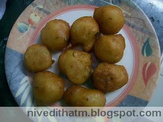How to make perfect mysore bajji or mysore bonda