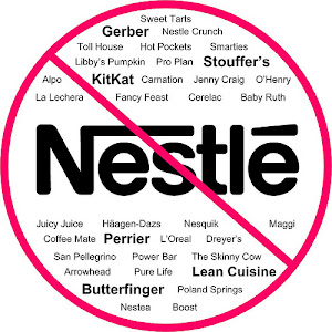 Boycott Nestle