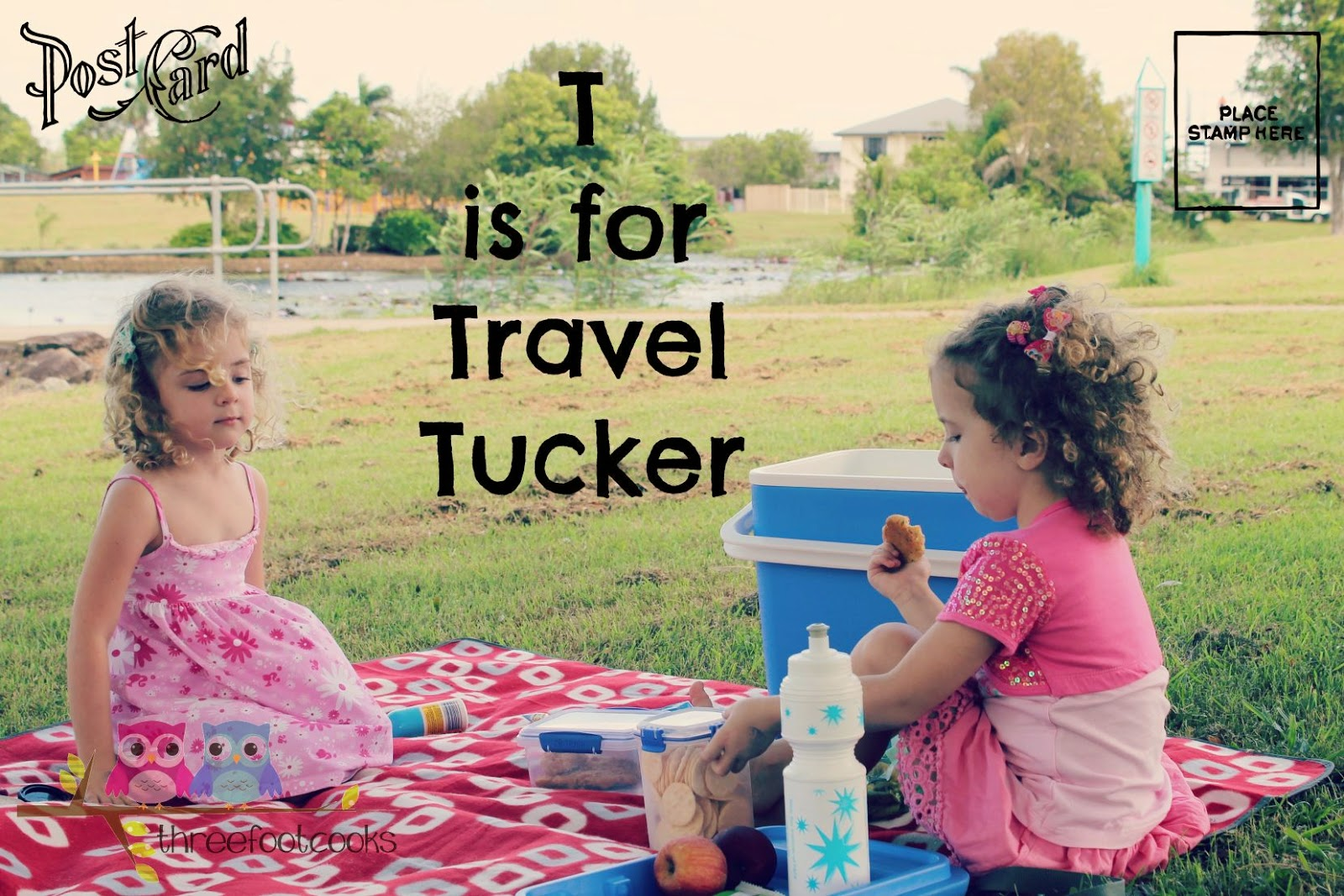 T is for Travel Tucker