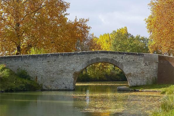 Canal du Midi ©VNF