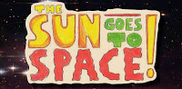 The Sun Goes To Space walkthrough.