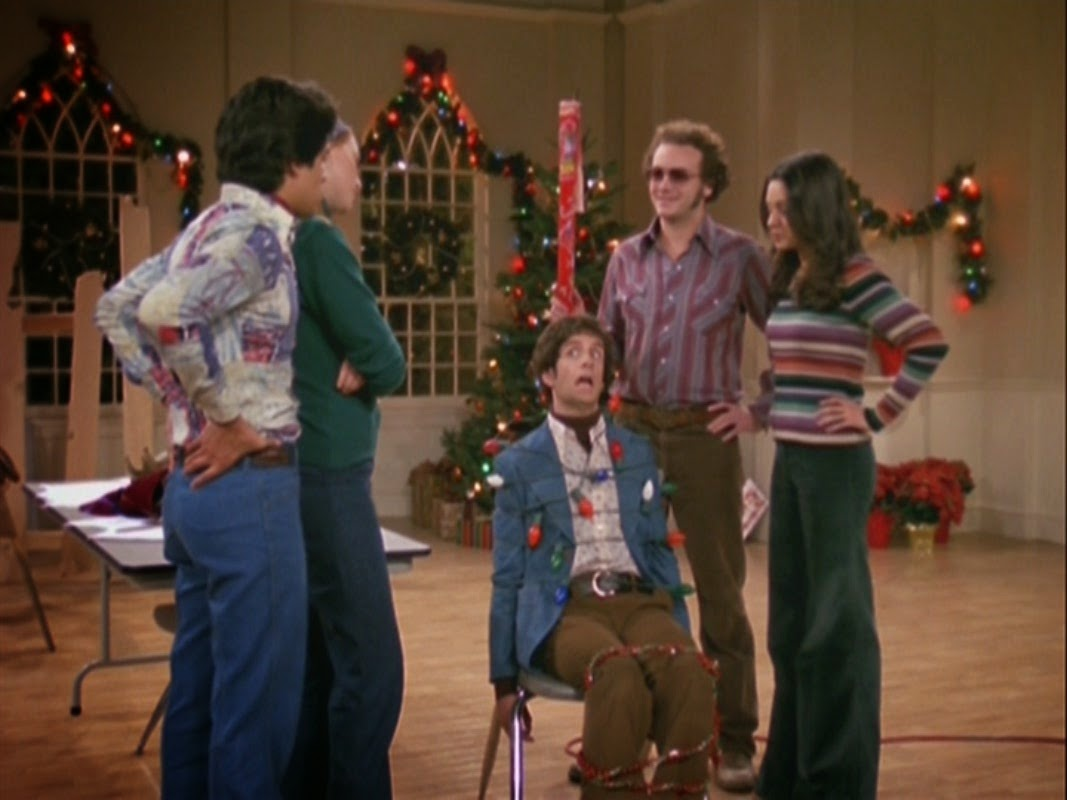 an eric forman christmas that 70s show season 4 episode 12 - That 70s Show Christmas Episodes