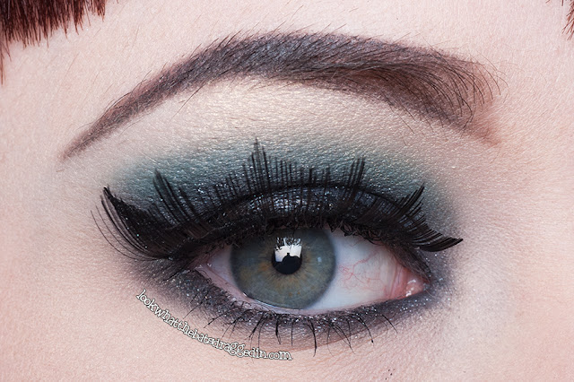 Illamasqua Bat Lashes Sugarpill Cosmetics INGLOT makeup halloween