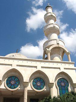"Image ""Mesjid Umar bin Khathab (Foto: Google)"