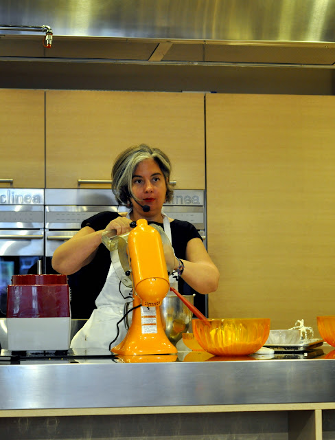 Viola Buitoni Leads Baking Demo at Eataly NYC | Taste As You Go