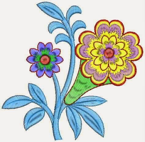 brei borduurwerk quilt