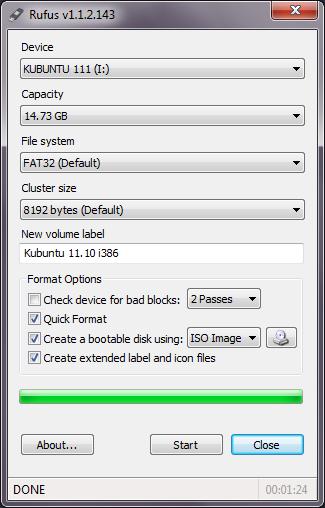 rufus Membuat Bootable USB Drive dengan Rufus