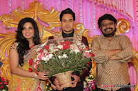 Celebraties at Actor Bharat n Jessy Wedding Reception Photos+%252877%2529 Actor Bharath n Jessy Wedding Photos