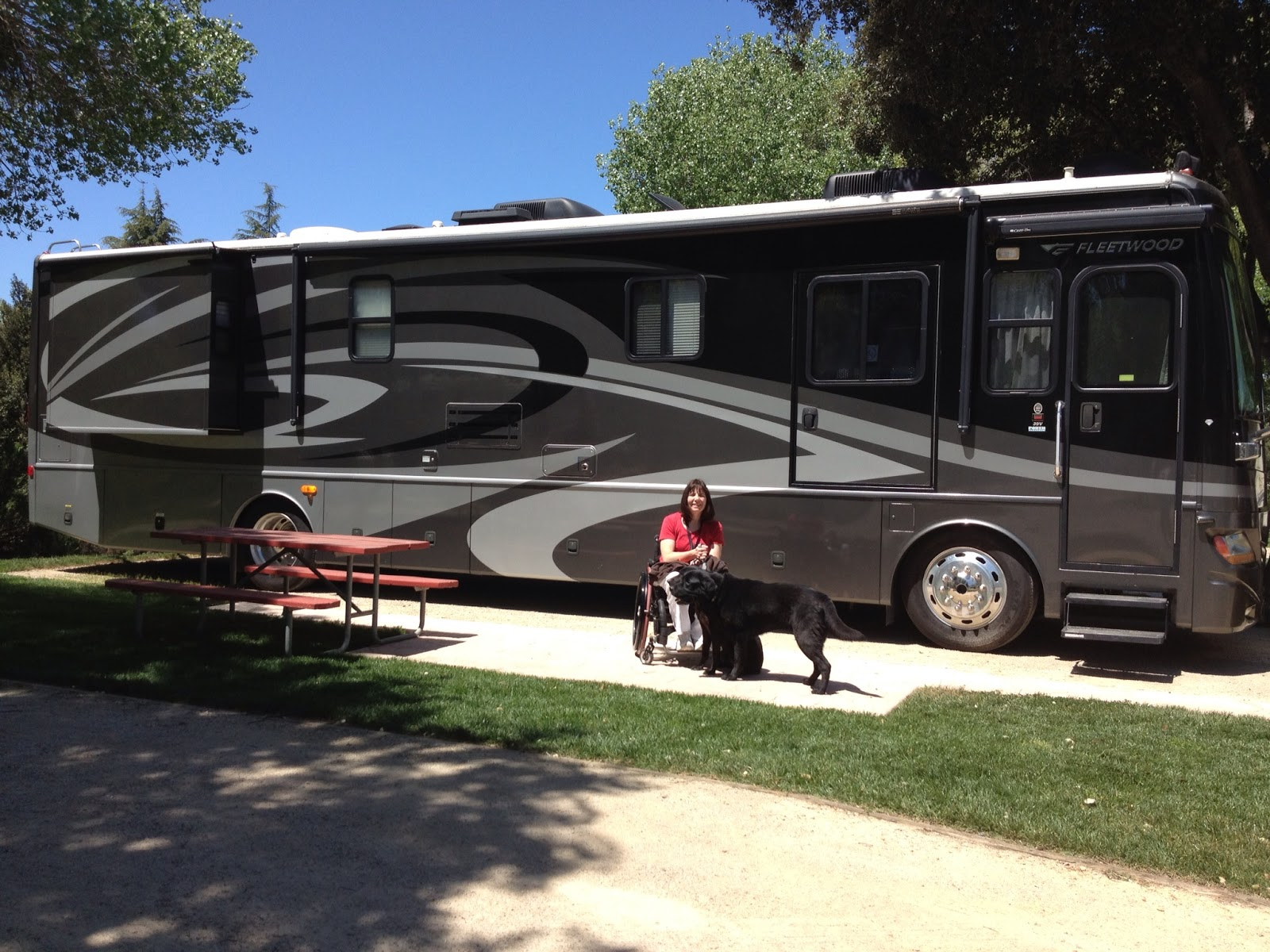 Beautiful Traveling Like A Rockstar Accessible RVs  SPINALpediacom Blog
