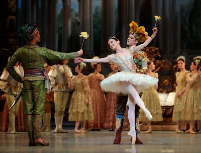 Showbiz, Paris, Sleeping, Beauty, Dress, Rehearsal, Ballet, Dancer, Opera Bastille, Choreography, Dance, Premiere, Rudolf Nureyev, France,