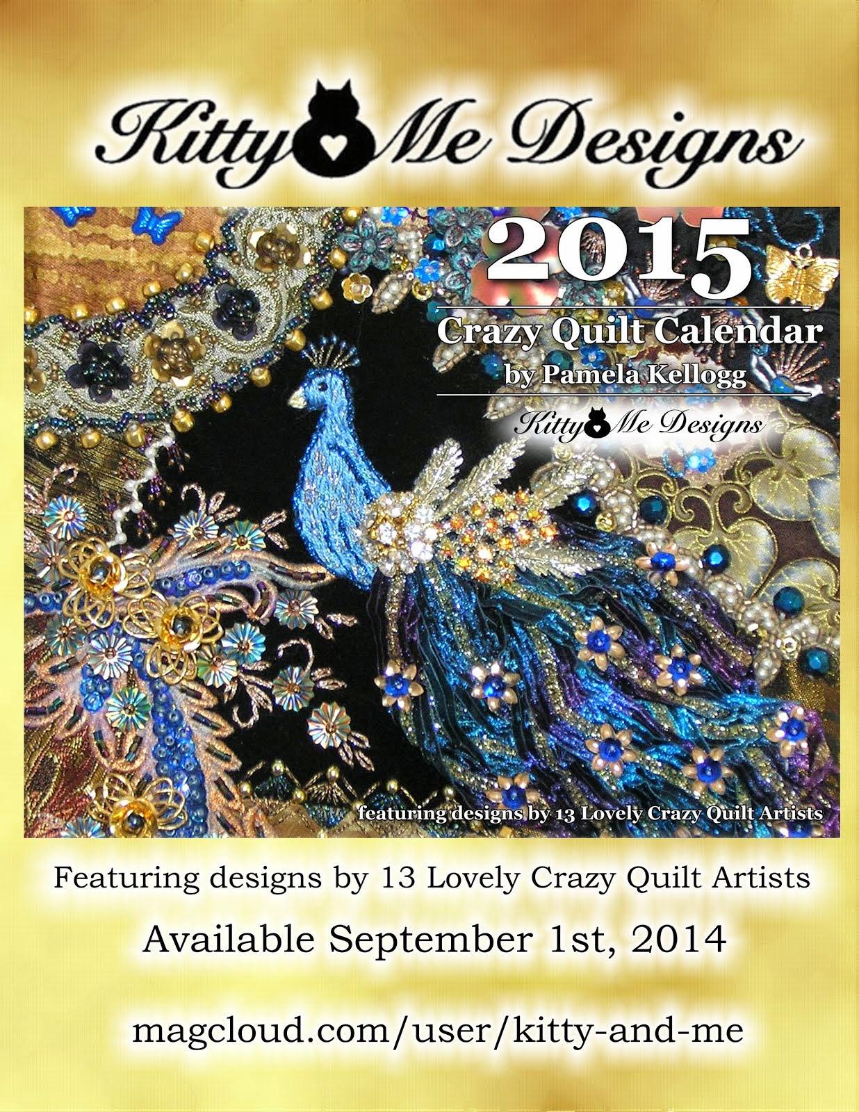 2015 Crazy Quilt Calendar
