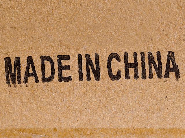 La etiqueta del Made In