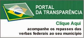 Acesse: Portal da Transparência